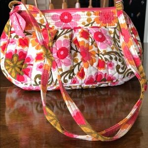 Vera Bradley small shoulder bag in Folkloric